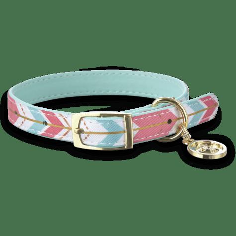 Bond & Co. Multi Triangle Collar for Small Dogs