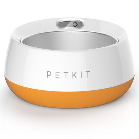 PetKit FRESH Metal Smart Digital Feeding Pet Bowl - Orange