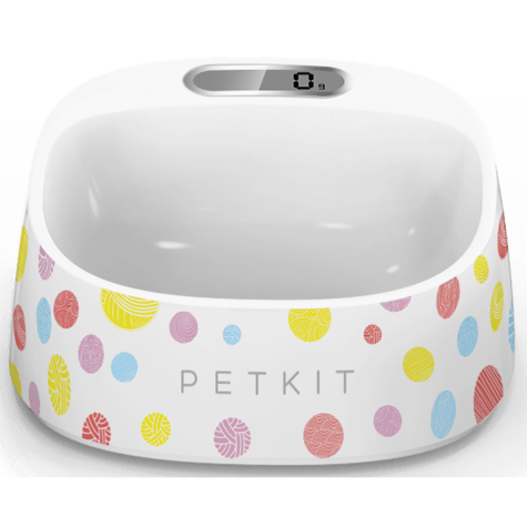 PetKit FRESH Smart Digital Feeding Pet Bowl - Yarn Balls