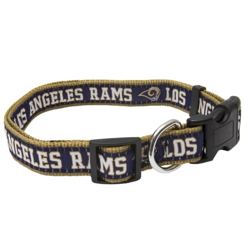 Pets First Los Angeles Rams Collar