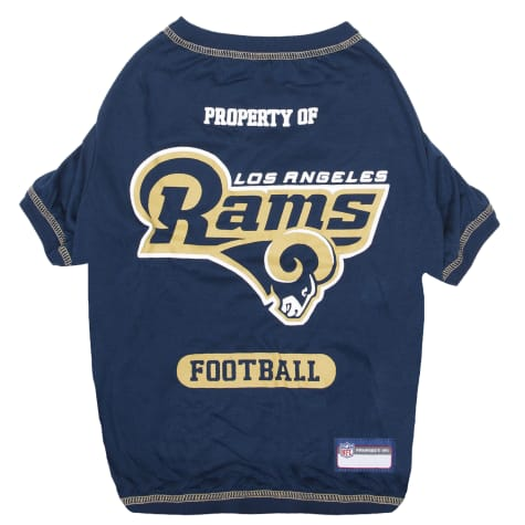 Pets First Los Angeles Rams T-Shirt