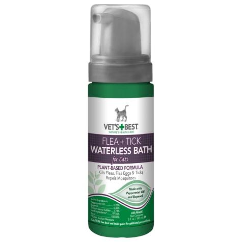 Vet's Best Flea & Tick Waterless Bath