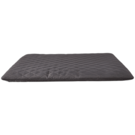 You & Me Grey Durable Dog Mat