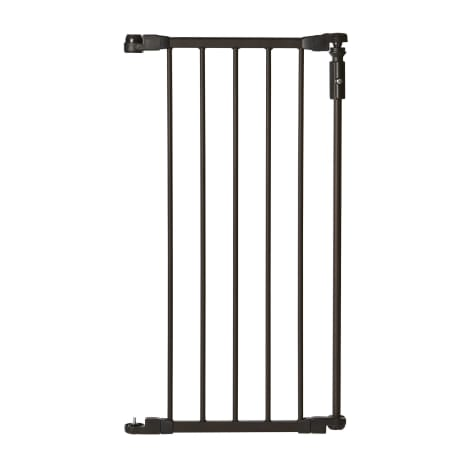 North States Windsor Wide Arch Petgate 6-Bar Bronze Extension