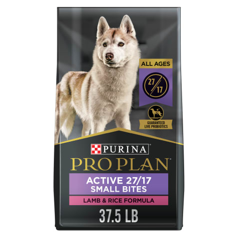 Purina Pro Plan Focus Small Bites Lamb & Rice Formula Dry Dog Food
