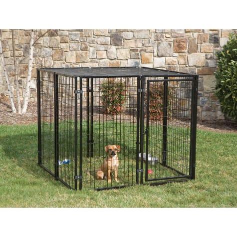 FenceMaster Cottageview Dog Kennel