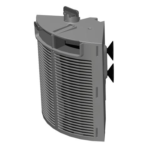 Supreme EZ Clean Internal Aquarium Filter (Dual Cartridge)