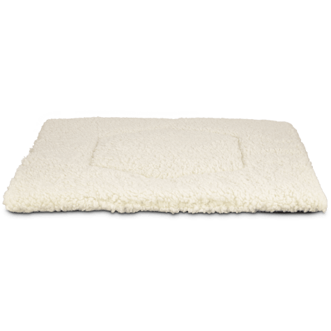 Harmony Cozy Cat Mat in Cream