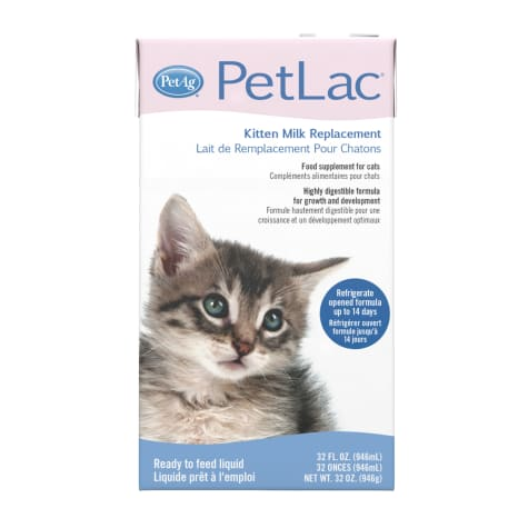 PetAg PetLac Kitten Liquid Milk Replacement