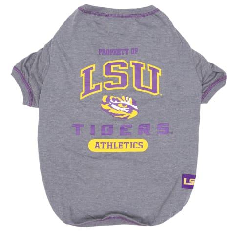 Pets First LSU Tigers T-Shirt