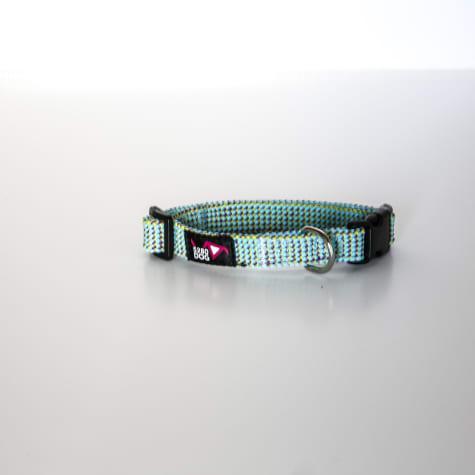 5280DOG Sea Green Braided Collar