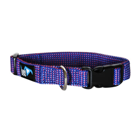 5280DOG Royal Blue Braided Collar