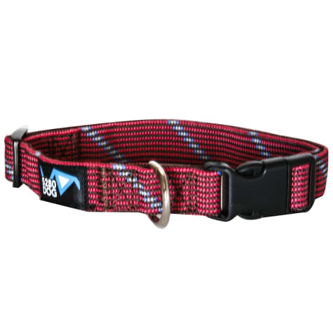 5280DOG Red Braided Collar