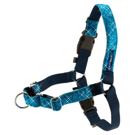 Petsafe Easy Walk Harness in Blue Bling