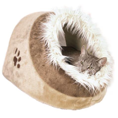 Trixie Minou Cuddly Cat Condo