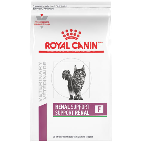 Royal Canin Veterinary Diet Renal Support F (Flavorful) Dry Cat Food