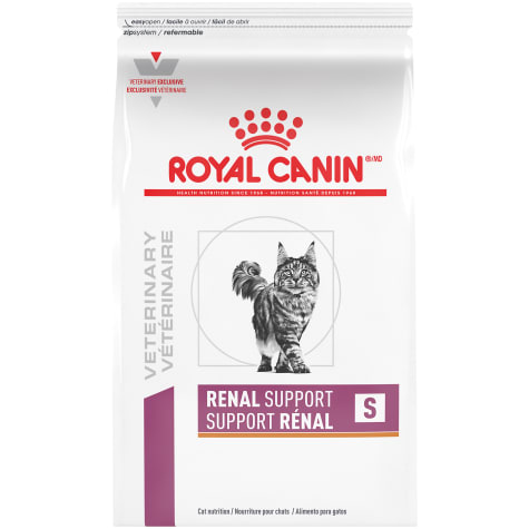 Royal Canin Veterinary Diet Renal Support S (Savory) Dry Cat Food