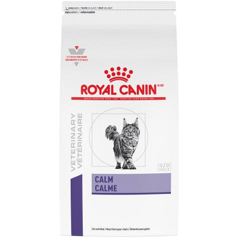 Royal Canin Veterinary Diet Feline Calm Dry Cat Food