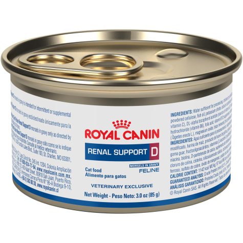 Royal Canin Veterinary Diet Renal Support D (Delectable) Wet Cat Food
