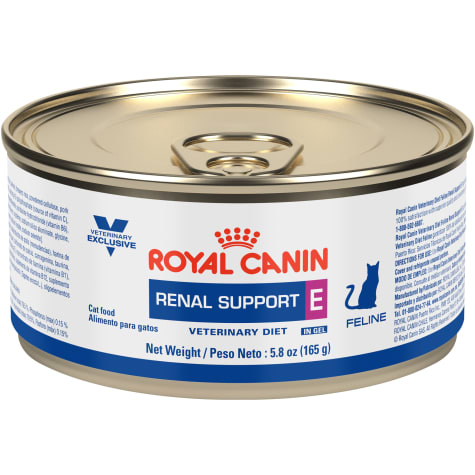 Royal Canin Veterinary Diet Renal Support E (Enticing) Wet Cat Food