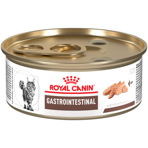 Royal Canin Veterinary Diet Feline Gastrointestinal High Energy In Gel Wet Canned Cat Food