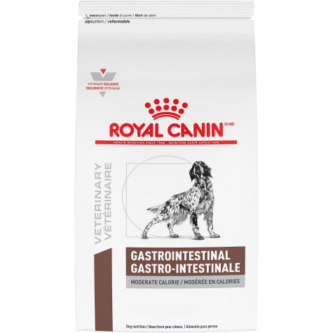 Royal Canin Veterinary Diet Gastrointestinal Moderate Calorie Dry Dog Food