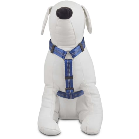 Good2Go Reflective Adjustable Dog Harness in Blue