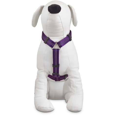 Good2Go Reflective Adjustable Dog Harness in Purple