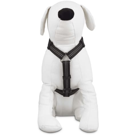 Good2Go Reflective Adjustable Dog Harness in Black