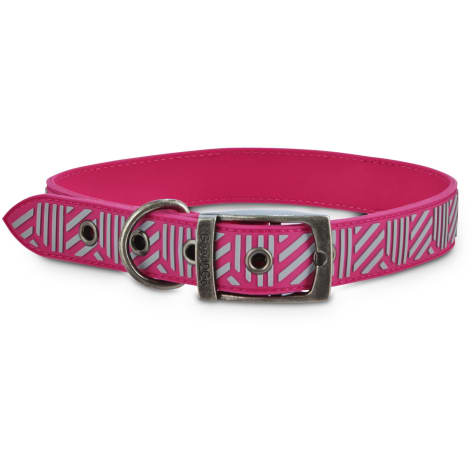 Good2Go Waterproof Collar for Dogs in Pink