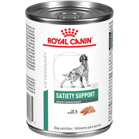 Royal Canin Veterinary Diet Satiety Support Weight Management Wet Dog Food