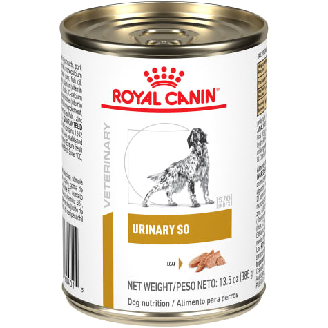 Royal Canin Urinary SO Wet Dog Food