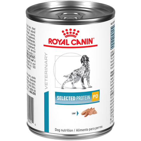 Royal Canin Veterinary Diet Selected Protein Potato and Duck Adult Wet Dog Food