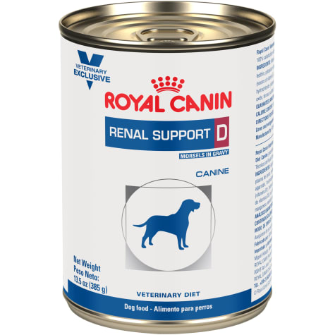 Royal Canin Veterinary Diet Renal Support D (Delectable) Wet Dog Food