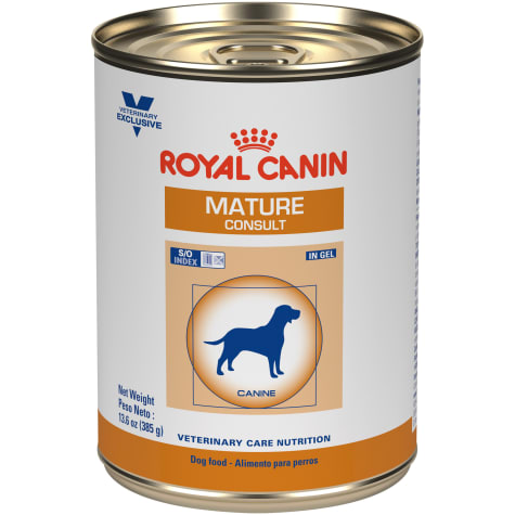 Royal Canin Veterinary Care Nutrition Canine Mature Consult In Gel Wet Dog Food