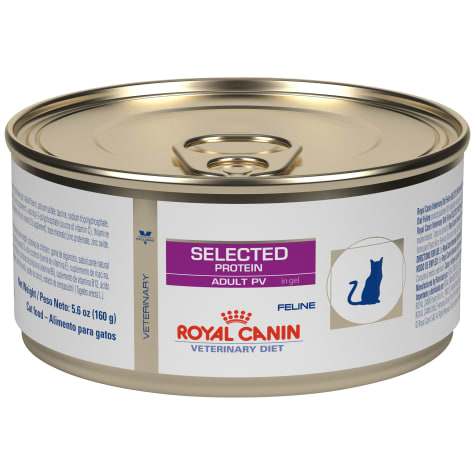 Royal Canin Veterinary Diet Selected Protein Pea and Venison Adult Wet Cat Food