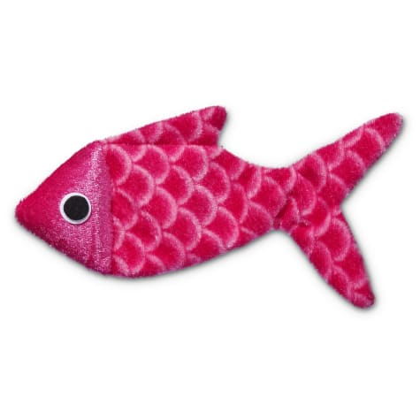 Leaps & Bounds Crinkle Fish Cat Toy