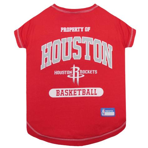 Pets First Houston Rockets T-Shirt