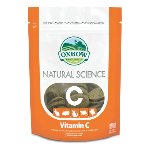 Oxbow Vitamin C Supplement 4.2 OZ