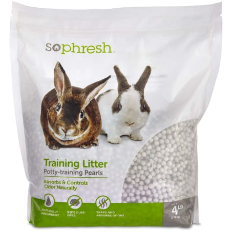 So Phresh Small Animal Training Litter with Potty-Training Pearls