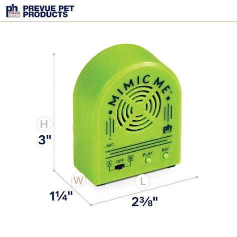 Prevue Pet Products Mimic Me Voice-Recording Unit