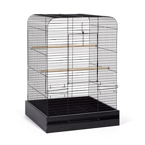Prevue Pet Products Madison Bird Cage Black Hammertone