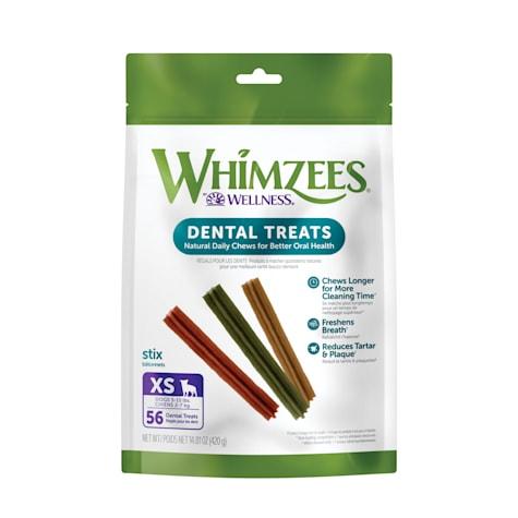 Whimzees Natural Grain Free Stix Dental Dog Treats