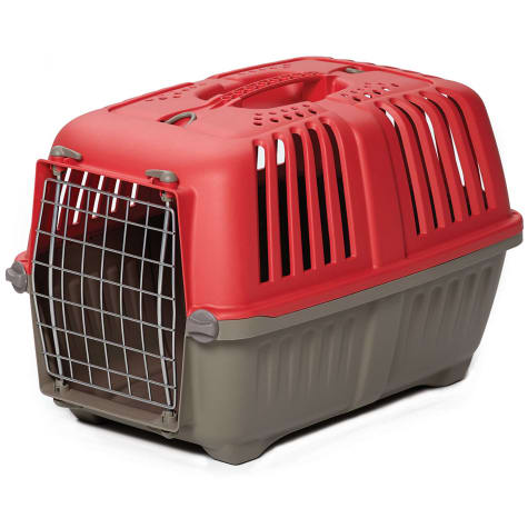 Spree Plastic Carrier, Red