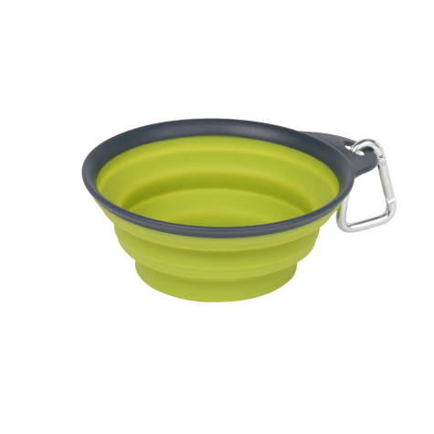 Dexas Collapsible Travel Cup with Carabiner