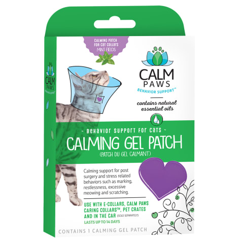 Calm Paws Cat Calming Gel Patch