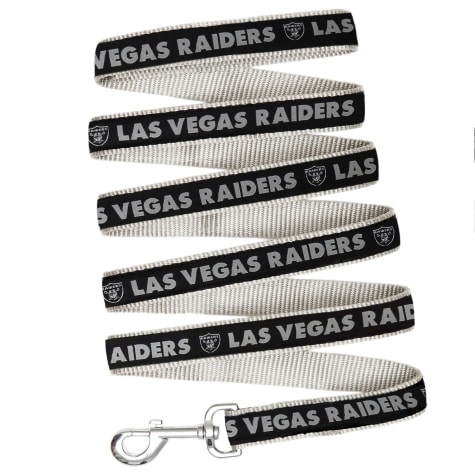 Pets First Oakland Raiders Leash