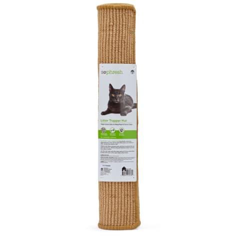 So Phresh Jute Cat Litter Trapper Mat