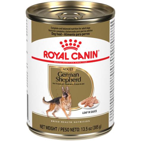 Royal Canin Breed Health Nutrition German Shepherd Loaf In Sauce Dog Food