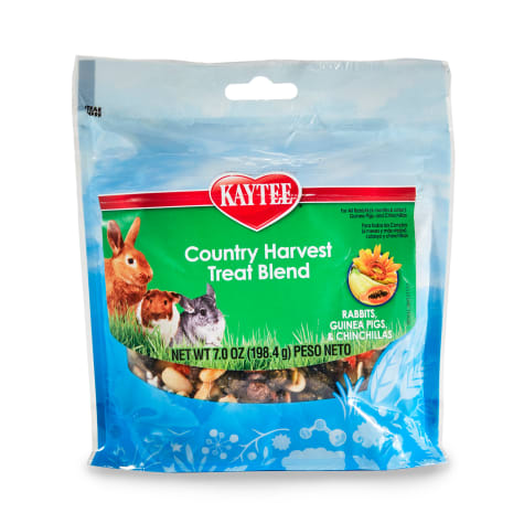 Kaytee Fiesta Country Harvest Blend Rabbit, Guinea Pig and Chinchilla Treat